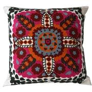 Decorative Leather Books, LLC Monroe Throw Pillow