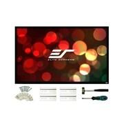 Elite Screens ezFrame 2 Series 106'' Fixed Projection Screen