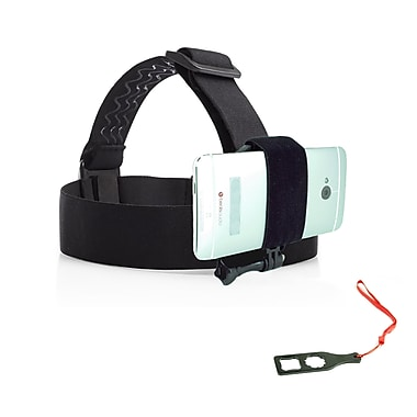 Action Mount Universal Head Mount for Smartphones