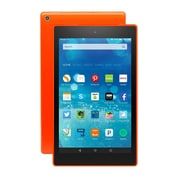 Fire HD 8, 8IN HD Display, Wi-Fi, 16 GB Tangerine