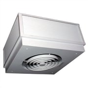 TPI Commercial 10,200 BTU Ceiling Mounted Electric Fan Wall Insert Heater; Phase 1 / 480v / 6.3 amps