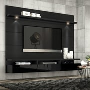 Manhattan Comfort Cabrini Entertainment Center 2.2; Black