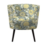 angelo:HOME Lily Multi-Colored Barrel Chair