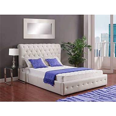 Signature Sleep Essential 6 Twin Mattress, White