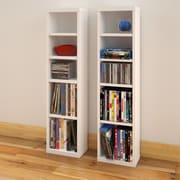 Liber-T CD/DVD Towers (2) from Nexera