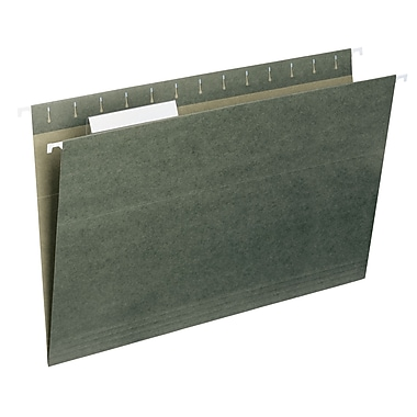 Smead® Standard Green Hanging File Folders