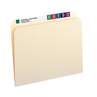 DBS Smead® Manila File Folders