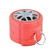 Life n soul Bluetooth Speaker BM215, Waterproof, Red