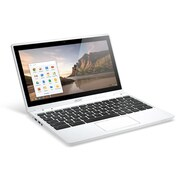 Factory Recertified Acer Laptop C720P-2600  1.4GHz 2G 32G 11.6in Touchscreen Chrome OS