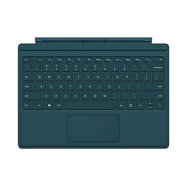 Microsoft - Étui Surface Pro 4 Type, anglais, sarcelle
