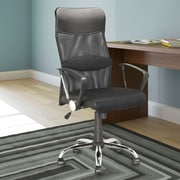 dCOR design Workspace Height-Back Mesh Executive Chair with Arms