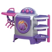 American Plastic Toys 6 Piece My Very Own Laundry Center Set