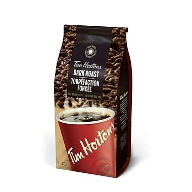 Tim Hortons Dark Roast Coffee, 300g