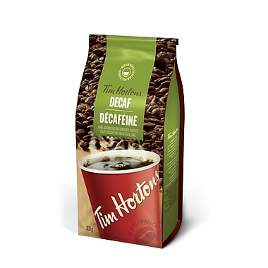 Tim Hortons Decaf Blend Coffee, 300g