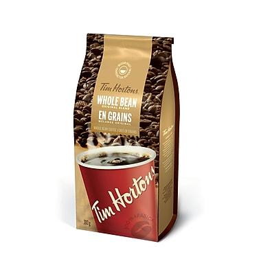 Tim Hortons Whole Bean Blend Coffee, 300g