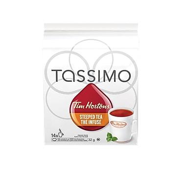 Tim Hortons T-Discs, Tea, 14/Pack