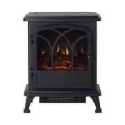 Flamelux ARRIZO Baltimore Stove, Black