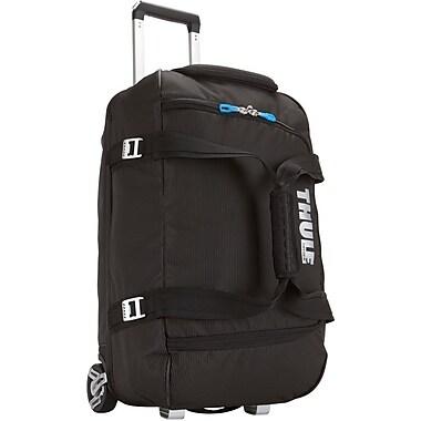 Thule 56L Crossover Rolling Duffel Bag, Black