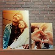 Toile entièrement recouverte d'une photo 24 x 36 po