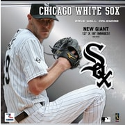 Chicago White Sox 2016 12X12 Team Wall Calendar