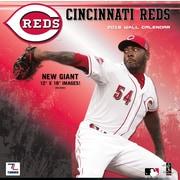 Cincinnati Reds 2016 12X12 Team Wall Calendar