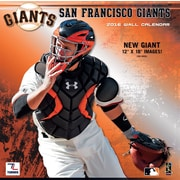 San Francisco Giants 2016 12X12 Team Wall Calendar