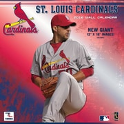 St Louis Cardinals 2016 12X12 Team Wall Calendar