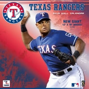 Texas Rangers 2016 12X12 Team Wall Calendar