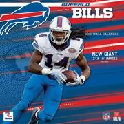 Buffalo Bills 2016 Mini Wall Calendar
