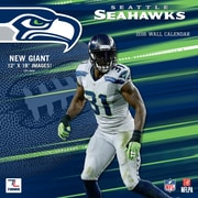 Seattle Seahawks 2016 12X12 Team Wall Calendar