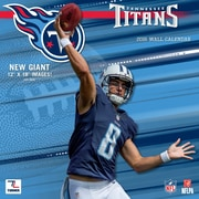 Tennessee Titans 2016 12X12 Team Wall Calendar
