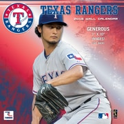 Texas Rangers 2016 Mini Wall Calendar