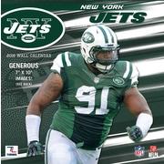 New York Jets 2016 Mini Wall Calendar