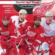 Detroit Red Wings 2016 Mini Wall Calendar