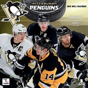 Pittsburgh Penguins 2016 Mini Wall Calendar