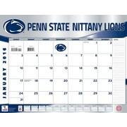 Penn State Nittany Lions 2016 22X17 Desk Calendar