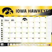 Iowa Hawkeyes 2016 22X17 Desk Calendar