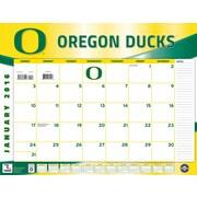 Oregon Ducks 2016 22X17 Desk Calendar