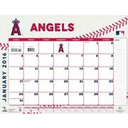 Angels 2016 22X17 Desk Calendar
