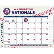 Washington Nationals 2016 22X17 Desk Calendar