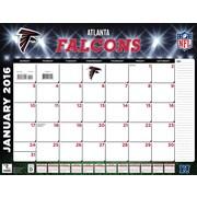 Atlanta Falcons 2016 22X17 Desk Calendar