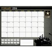 U.S. Army 2016 22X17 Desk Calendar