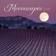 Moonscapes 2016 Wall Calendar