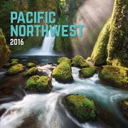 Pacific Northwest 2016 Wall Calendar