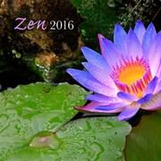 Zen 2016 Wall Calendar