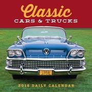 Cars & Trucks 2016 Photo Daily Boxed