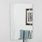 Decor Wonderland Ava Modern Wall Mirror