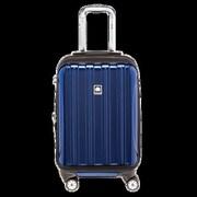 Delsey Helium Aero 19'' Spinner Suitcase; Blue