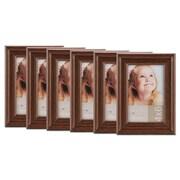 NielsenBainbridge Pinnacle Antique Picture Frame (Set of 6); 4'' x 6''