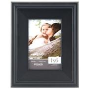 NielsenBainbridge Pinnacle Traditional Slant Picture Frame; 4'' x 6''